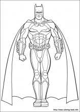 Small Picture Batman coloring pages on Coloring Bookinfo