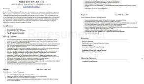 registered nurse sample resumes licensed practical nurse sample resume examples registered nurse