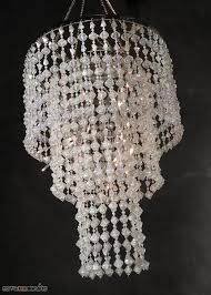 battery operated chandelier 15 led crystal chandelier 3 tier