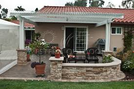 alumawood louvered roof patio covers solaris