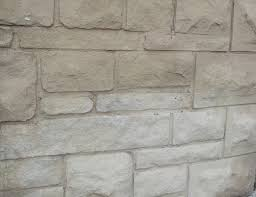 formal stone wall and arch fake stone wall panel