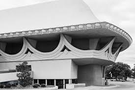 Bartlesville Community Center: Frank Lloyd Wright Foundation (William Wesley  Peters, Architect); Bartlesville, Oklahoma 2015 | FRB Photo