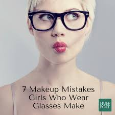how to apply makeup if you wear gles cute inspired look quinceanera make eye gles makeup mistakes gles middot cosmetics bodyxbeauty natural makeup