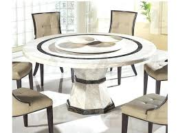 circle dining room table beige marble top round dining table