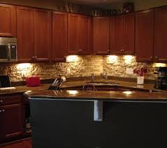 backsplash lighting. got the stone must get my electrician husband to install lights under cabinets backsplash lighting l