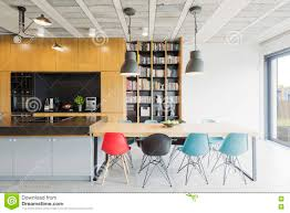 Dining Room And Kitchen Combined Dining Room And Kitchen Combined Stock Photo Image 73283813
