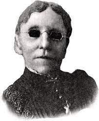 Frances (Fanny) Jane Crosby