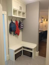 furniture for entrance hall. Corner Bench Mudroom Built Small Sweet Furniture Entrance Hall Rage Shoe Table Hallway Foyer Chairs Entryway Spaces Skinny With Mirror Modern Entry Cubbies For