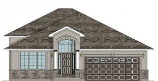 House Plans Canada   Stock CustomWATERLOO HOUSE PLAN