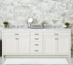 pottery barn double vanity. Davis Double Sink Vanity With Drawers And Pottery Barn