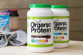 runner up orgain organic plant based protein powder