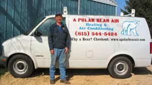 polar bear air conditioning. Delighful Air A Polar Bear Air Van With Conditioning