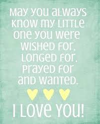 Quotes About Loving Children Enchanting Children Love Quotes Magnificent Inspirational Quotes About Loving