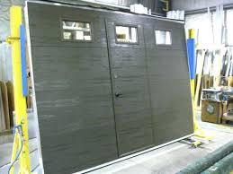 walk through garage door. Pass Through Garage Door Kit Walk With