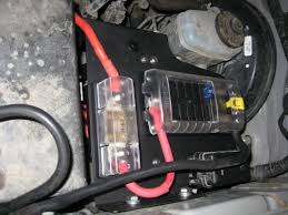 aux fuse block install in 05 tacoma expedition portal this now gives me relay mounting location for lights once i get my roof rack project going as well as an aux fuse block for cb ham lights and anything