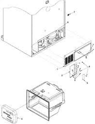 parts for amana arb2214cw parb2214cw0 refrigerator 01 cabinet back parts for amana refrigerator arb2214cw parb2214cw0 from appliancepartspros com
