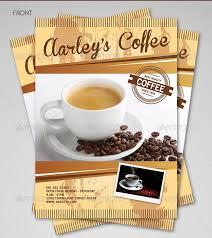 Coffee Flyer Design - Yourweek #acf89Aeca25E