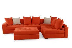 Mathis Brothers Bedroom Furniture Jonathan Louis Noah Sectional Mathis Brothers Deep Seated But