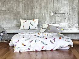top 49 rless duvet covers pattern cover sheets tutorial beautiful and colorful bird feather bedding zimmer rohde birds gallery blanc white at j brulee