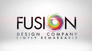 Fusion Logo Design Fusion Logo Animation 1 Youtube