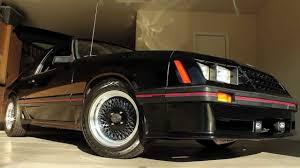 1982 Mustang GT Restoration - Part 1 - YouTube