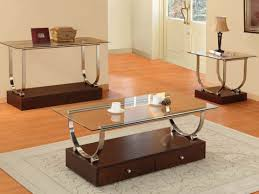 Coffee Table With Drawers Coffee Tables With Drawers Featuring Six Drawers And A Large