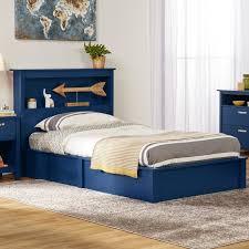 twin platform bed frame. Mikel Twin Platform Bed Frame B