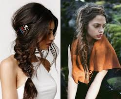 Bed Hair Style lovely & timeless messy braids hairstyles 2017 hairstyles 8866 by stevesalt.us