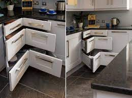 20 Corner Cabinet Ideas That Optimize Your Kitchen Space