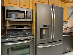 ge slate gas range. Great Ge Slate Appliance Package Gas Range I