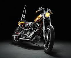 harley davidson ironhead chopper