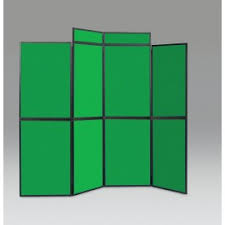 Free Standing Display Boards For Trade Shows Folding Display Boards Portable exhibition Stands Trade Show 8