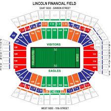Eagles Seating Chart Phillysbl Com Philadelphia Eagles Sbl Club Seat Season
