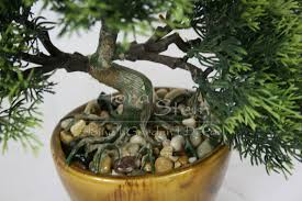 bonsai tree for office. Office Bonsai. Bonsai Tree In Ceramic Pot, Artificial Plant Decoration For