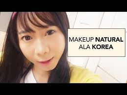makeup korea bahasa indonesia