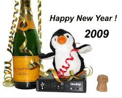 happy new year 2009. Contemporary Year Happy New Year 2009 For 2009