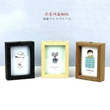 double sided frame double sided picture frame double sided glass picture frame 8x10 two sided picture double sided frame