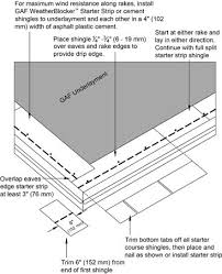 Underlayment Nailing Schedule Chart Pro Field Guide For Steep Slope Roofs Pdf Free Download