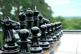 garden chess set large pieces for decoration oversized giant wood magnetic uk australia