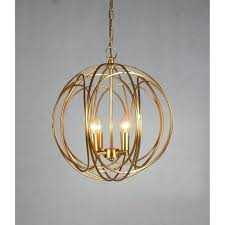 gold orb chandelier y decor 4 light orb chandelier in gold finish winter gold orb chandelier gold orb chandelier