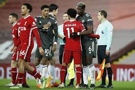 Liverpool, meanwhile, saw their unbeaten record at anfield ended at a sensational 68 matches against burnley in midweek and have now failed to score in more consecutive games than any other team in europe's top five leagues at present. Manchester United Vs Liverpool Prediction Preview Team News And More Fa Cup 2020 21