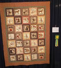 BBQG Bi-annual Quilt Show & rodeo round up Adamdwight.com