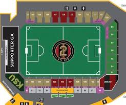 Kennesaw State Football Seating Chart For Anyone Interested In Ksus Seating Chart Atlantaunited