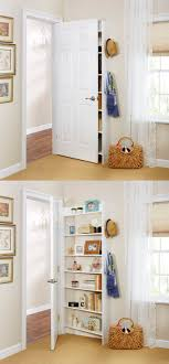 Hide Behind the Door Shelving System by Foremost , because it's possible to  fit extra storage