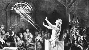 Salem Witch Can An Auto Immune Illness Explain The Salem Witch Trials