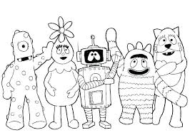 Nick Jr Colouring Pages Online Nick Jr Coloring Pages Free Online