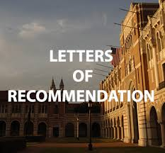 University Of Houston Recommendation Letter Letters Of Recommendation Graduate And Postdoctoral Studies
