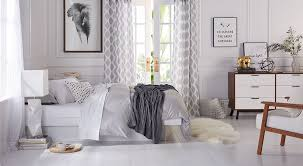 White furniture bedrooms Coastal Start The New Year With Room Refresh In Calm Scandinavian Style Think Soft Bedding Walmart Bedroom Furniture