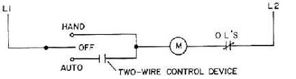 motor control fundamentals wiki odesie by tech transfer figure 32 shows a typical control circuit a standard duty three position selector switch