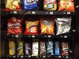 Calories In Vending Machine Coffee Enchanting Calories Of Favorite Junk Food Stores Business Insider